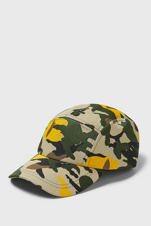 Zara Camouflage print cap