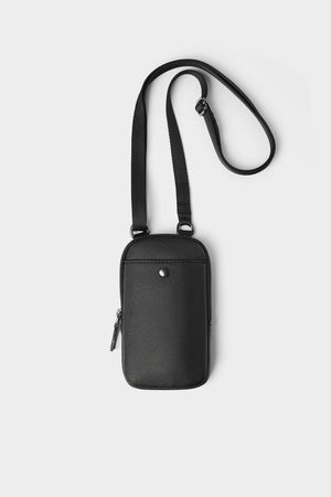 Zara Basic mobile phone carrying case