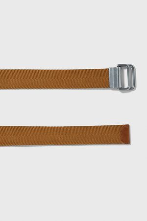Zara Canvas belt
