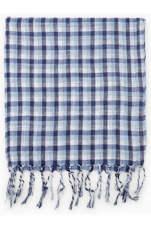 Zara Check scarf