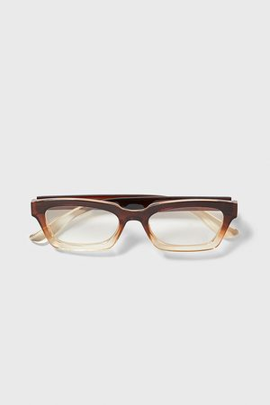 Zara Ombré resin glasses