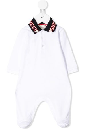Gucci Logo collar pyjamas