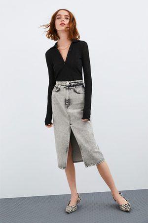 Zara Polo-style t-shirt