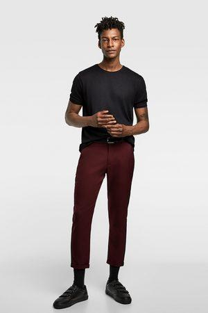 Zara Men Short Sleeve - Short sleeve sweater