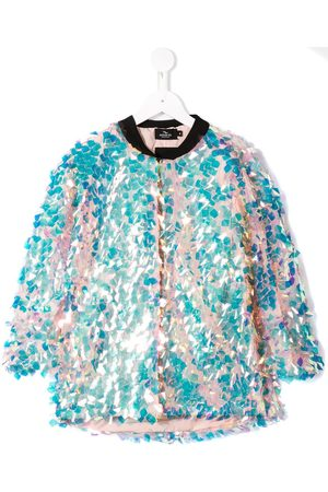 Le pandorine Sequin cape