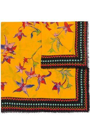 La DoubleJ Women Scarves - Orchidea print scarf
