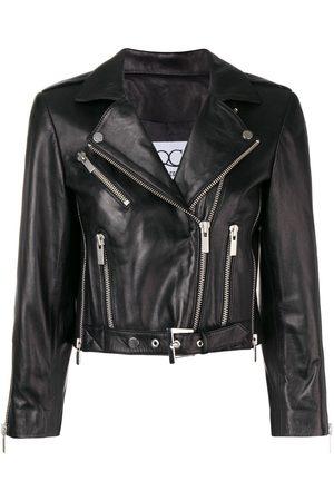 Quantum Leather biker jacket