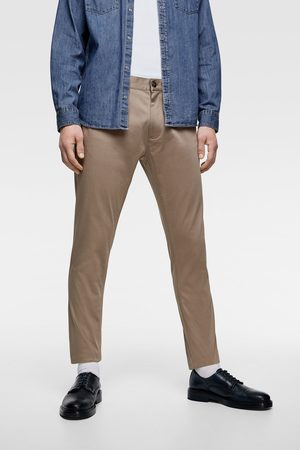 Zara Skinny Pants - COLOURED SKINNY TROUSERS