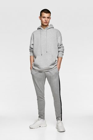 Zara Jogging trousers with side stripes
