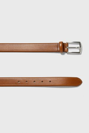 Zara Embossed belt