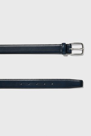 Zara Men Belts - Basic leather belt
