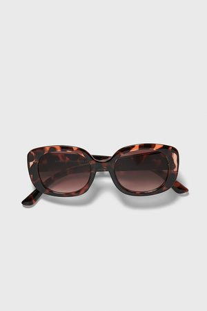 Zara Men Sunglasses - Tortoiseshell effect sunglasses