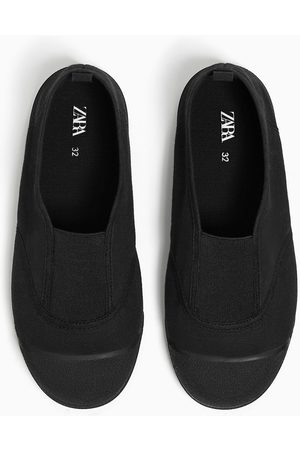 Zara Kids Casual Shoes - Stretch cotton plimsolls