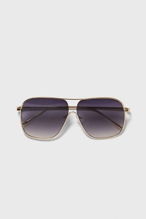 Zara Men Sunglasses - Metal frame sunglasses