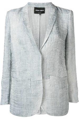 Armani Women Blazers - Textured blazer