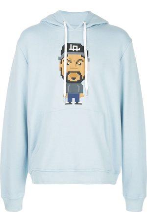 MOSTLY HEARD RARELY SEEN CMPTN printed hoodie