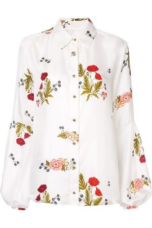 Macgraw Bonlour floral print blouse
