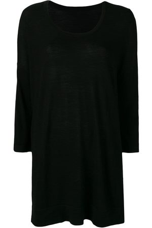 SOTTOMETTIMI Longline knitted sweater