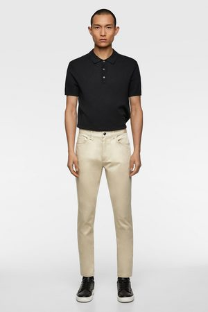 Zara Coloured skinny trousers