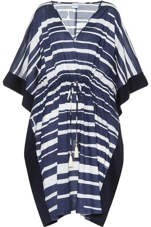 Max Mara Gioiosa striped cotton kaftan