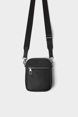Zara Men Bags - Basic mini crossbody bag