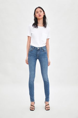 MID RISE SKINNY COMPACT LONGER LENGTH ESSENTIAL JEANS View