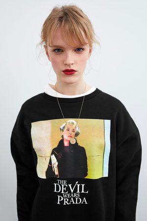 Zara The devil wears prada © 2019 sweatshirt