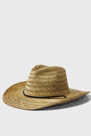 Zara Men Hats - Hat with chin straps