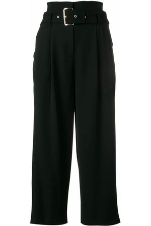Michael Kors Belted wide-leg trousers