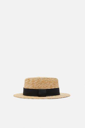 Zara Boater hat