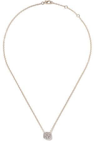Pomellato 18kt rose gold and 18kt gold Nudo necklace