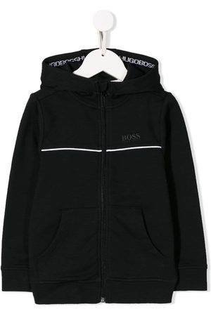 HUGO BOSS Boys Jackets - Contrast logo jacket