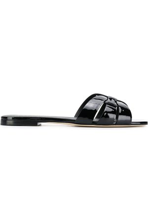 Saint Laurent Tribute flat sandals