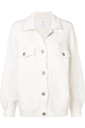 Barrie Cashmere oversized jacket