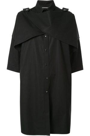 Boyarovskaya Oversized shirt dress