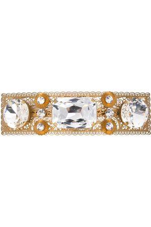 Dolce & Gabbana Embellished hair clip