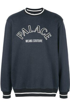 PALACE Logo embroidered sweatshirt