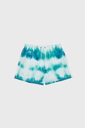 Zara Tie-dye print swimsuit