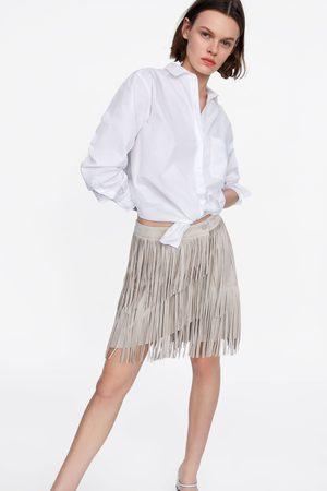 f601b484201ffd Cheap Zara Leather Skirts for Women on Sale | FASHIOLA.ph