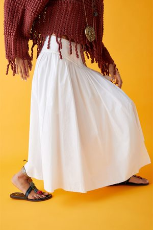 Zara Limited edition studio pareo skirt
