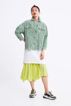 Zara Women Jackets - Corduroy jacket