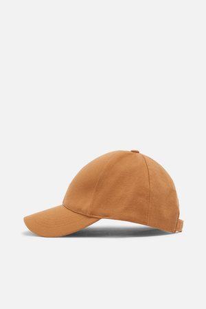 Zara Women Caps - Textured cap