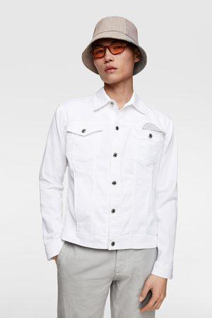 Zara Men Denim Jackets - Soft denim jacket