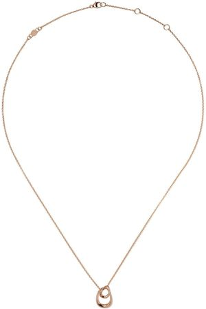 Georg Jensen 18kt Offspring pendant necklace
