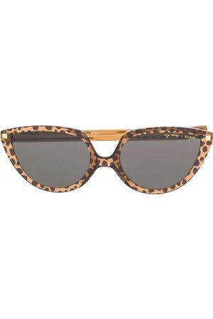 MYKITA Sosto Paz Leopard sunglasses