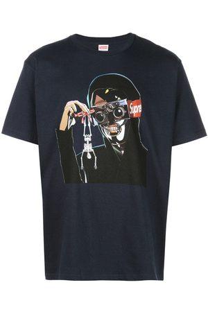 Supreme Men Short Sleeve - Graphic logo T-shirt