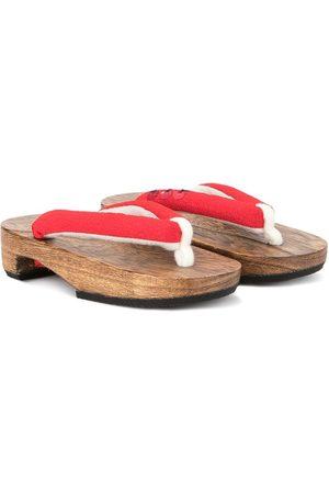 Familiar Girls Sandals - Wooden sandals