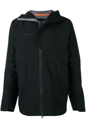 Mammut Men Jackets - Hooded hardshell jacket