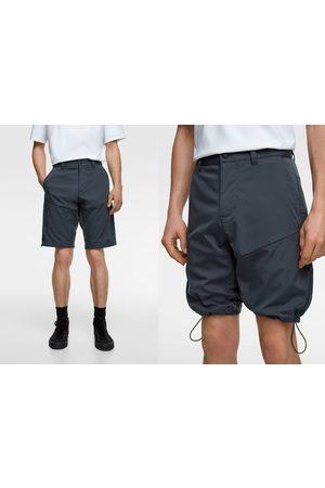 Zara Technical bermuda shorts