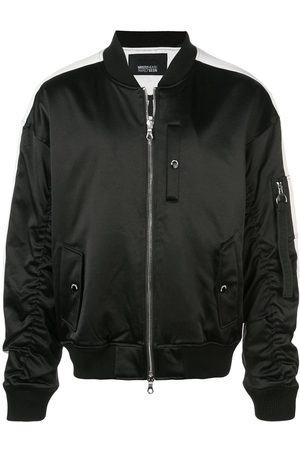 MOSTLY HEARD RARELY SEEN Track MA-1 jacket